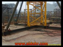 High Quality Construction Machinery Top Kit Tower Crane From China