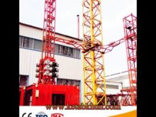 High Quality Custom Made Hoist Mast Section For Construction