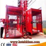 High Quality New Design Sc100 Building Construction Hoist