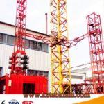 High Quality Sc200 2 Ton Double Cages Construction Hoist For Sale