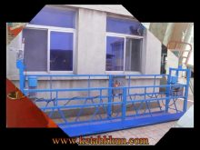 High Rise Building Cleaning Suspended Platform
