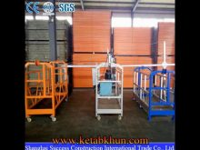 High Rise Roof Suspended Work Platform With Ce