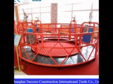 High Rise Suspended Access Platform