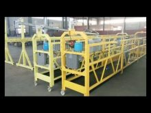 High Safety Manlift Work Platform