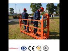 High Safety Raised Structure Platform