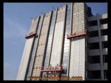 High Safety Zlp630 6m Rising High Basket/Cradle