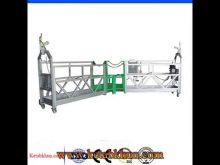 High Safety Zlp800 Steel Powered Suspended Platform
