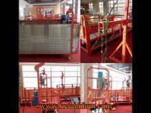 High Standard Zlp 630 Building Cleaning Gondola