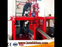 High Strengh Hoisting Mechanism Tower Crane
