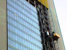 hoist Construction and Material lift Electroelsa Elevadores de obras NR18