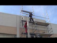 hoist for scaffolding