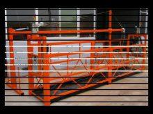 Hoist For Suspended Platform Ltd6 3