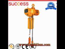 Hoisting Speed 32 14/15 60/3 5 M/Min Jib Load Capacity 1t