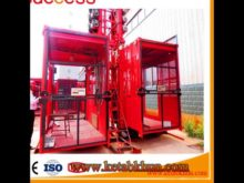 Hoists for Construction Offered by Hstowrecrane