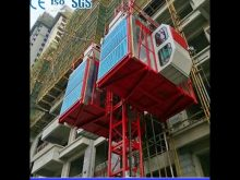 Hot Dipping Suspended Scaffolding
