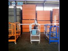 Hot Sale Aluminum Facade Cleaning Machine