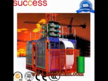 Hot Sale High Quality Flat Top Tower Crane
