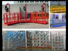 Hot Selling Aluminum Lift Scaffolding Work Platform