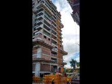 How to Install the Construction Elevator,Construction Hoist,Building Hoist Installation Video