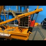 How-To: Reeve liebherr Lr1600 gantry/A-frame