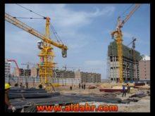 Hydraulic New Tower Crane QTZ31 5