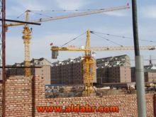 Inner Climbing Tower Crane QTZ5013