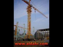 Internal Climbing Tower Crane Qtz100 5613