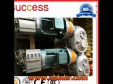 Jinnuo Construction Hoist Motor Jinnuo