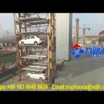 Jiuroad Parking  Smart Carousel Vertical Rotary Parking WWW.JIU-ROAD.COM