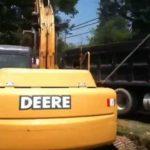John Deere 120C