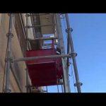 LADDER HOIST –  ASCENSOR DE CABLE PARA CONSTRUCCION