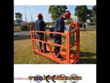 Length Adjustable Zlp630 Access Suspended Platform