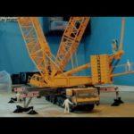 Liebherr LG 1550 Derrick Kit Review