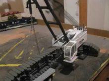 liebherr lr1280 assembly