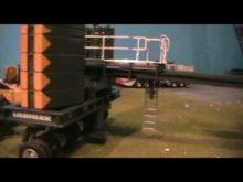 Liebherr LR1300 crawler crane review