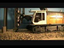 Liebherr LRB 255 Drill Rig Review
