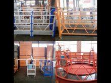 Lift Rope Suspended Working Platform