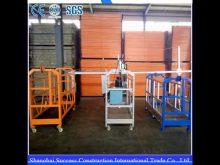 Load Suspended Scaffold Work Platform