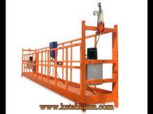 Low Cost Mc Zlp630 Suspended Working Platform