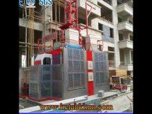 Low Cost Powered Suspended Platform/Cradle/Gondola