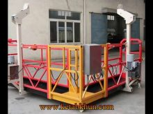 Low Cost Wire Rope Suspended Platform/Cradels
