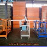 Low Cost Zpl 630 Cleaning Glass Suspended Platform
