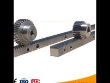 M1 25 Straight Teeth Gear RackWood Engraving Machine