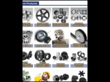 M2 Brass Pinion Gear