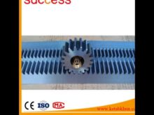 M3 Helical Gear Pinion Professional Supplier