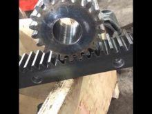 M4 10x30x1005 Sliding Gate Gear Rack