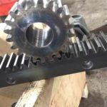 M4 30×30 Cnc Steel Gear Rack
