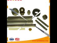 M4 8x30x1005mm Rack And Pinion Price For Sliding Gate