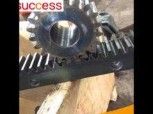 M4 9x30x1005 Sliding Gate Gear Rack