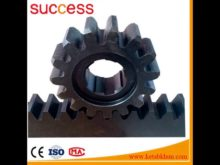 Manufacturer Rack And Pinion For Material Hoist Rack And Pinion Elevator